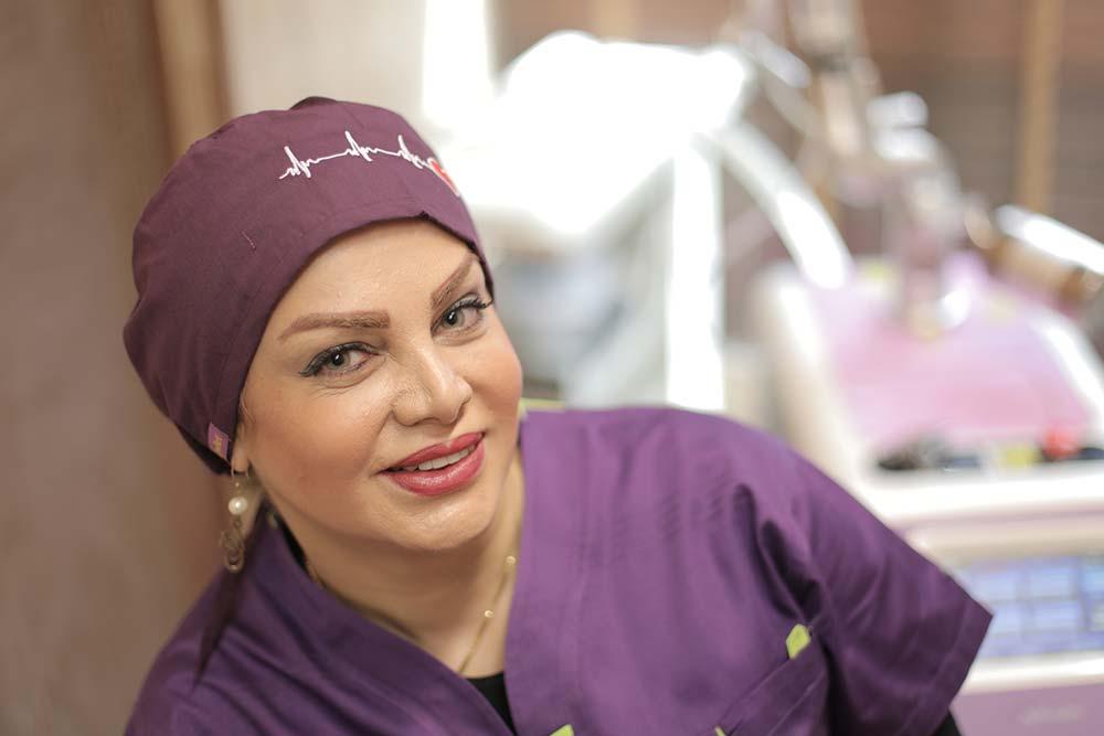 دکتر شمس متخصص زنان